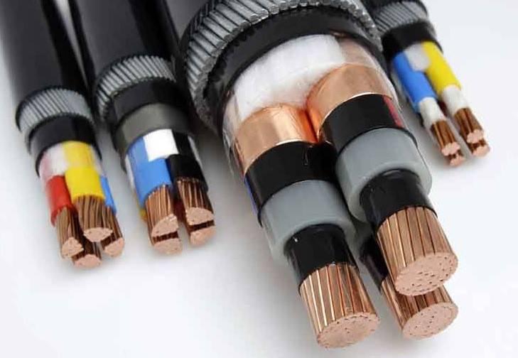 Alta Tension de Cables Electricos